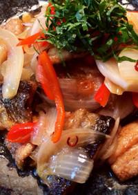 ❋秋メニュー✼秋刀魚の南蛮