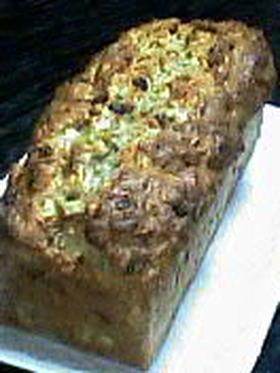 バナナごつごつケーキ