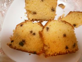 敬老の日に♡甘栗とチョコのパウンドケーキ