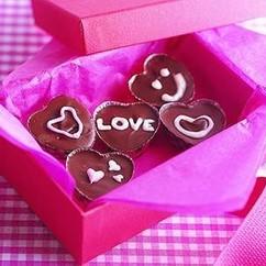 簡単手作りチョコレート