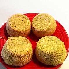 糖質制限 おから蒸しパン 脱人工甘味料