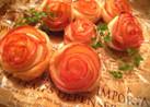 プレゼントにも✾薔薇のアップルパイ✾
