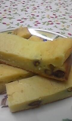 ハワイアン風バター餅MIXナッツ入り