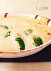 かけるだけ♪ブロッコリーの豆腐グラタン