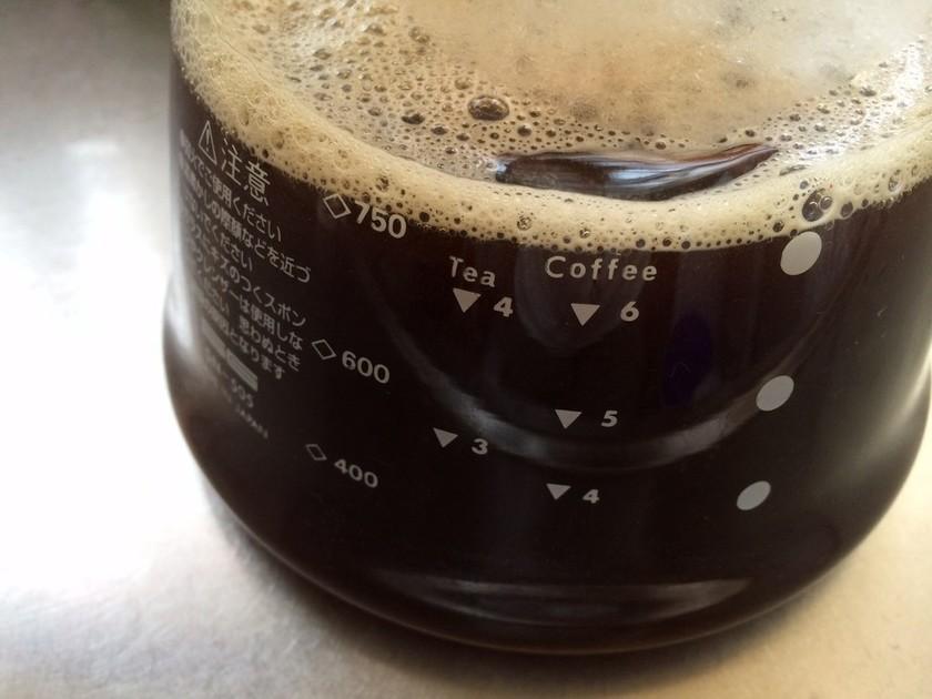 インスタントのアイスコーヒー