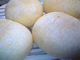 牛乳なくても美味しかったレンジ発酵パン