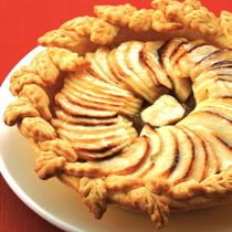 りんごのタルト