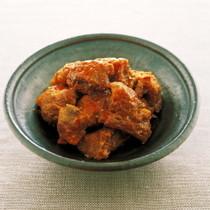 スペアリブの韓国風煮物