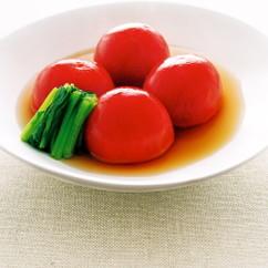 トマトのだし煮