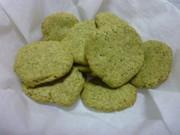 茶葉まるごと☆抹茶クッキーの写真