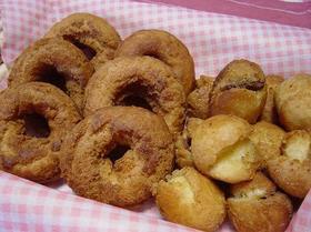 簡単ドーナッツ