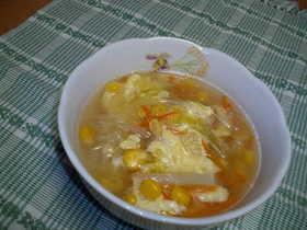 実家の思い出スープ♪
