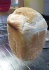ジャガイモ入り食パン。HB使用。