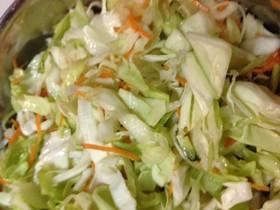 週一で作るサラダマリネ