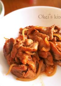 5分で完成♡豚肉のマヨぽん炒め