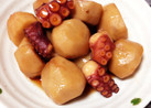 母の味♡柔らか味しみしみ里芋とタコの煮物