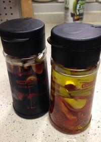 ハバネロオイルとハバネロ醤油
