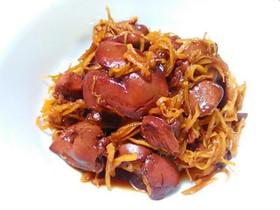 鶏レバー&鶏ハツのしょうが煮&下処理方法