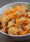 具材たっぷりトマトソース炊き込みご飯