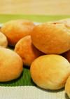 1才9ヶ月の米粉パン