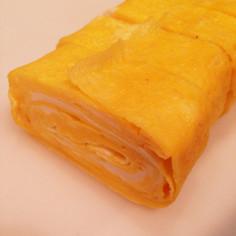 お弁当に時短☆冷凍しても美味しい卵焼き