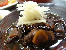 鶏ハツの甘辛生姜煮