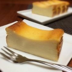 濃厚ベイクドチーズケーキ♡