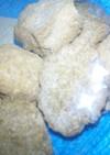 ノンオイル・ノンエッグ簡単おからクッキー