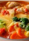 洋風トマト鍋