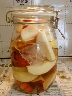 リンゴ酢の作り方★スマイリー流!