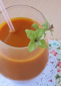 黄酸汁★飲みやすいリンゴジュース割り