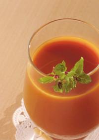 黄酸汁★元気もりもり野菜ジュース割り