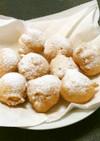揚げドーナツ(おばあちゃんの揚げパン)
