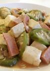簡単☆ナーベラーンブシ(ヘチマ)味噌炒煮