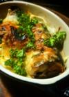 さんま(鰯)生姜煮を洋風に、リメイク!