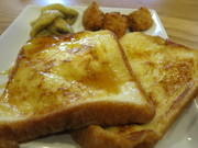 マヌカフレンチトーストの写真