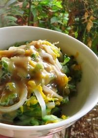 苦くないゴーヤの簡単サラダ