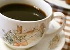 栗の渋皮煮のシロップで☆ホットコーヒー