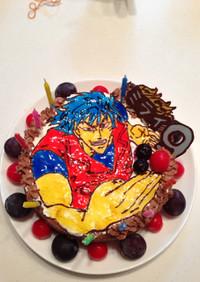 *トリコ*誕生日ケーキ
