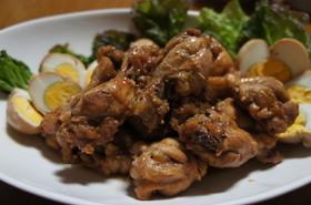 鶏手羽すっぱうまい煮