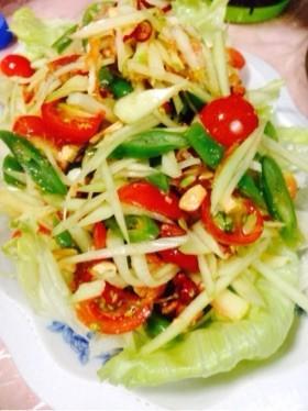 タイ風サラダ レシピ 舘野 鏡子さん|【みんなの …