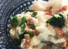 超簡単!納豆と豆腐のゴマ油サラダ