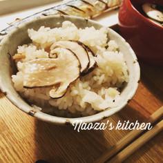 絶品‼︎簡単‼︎松茸ご飯♫