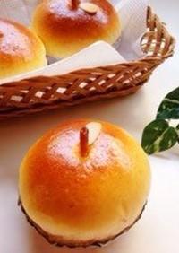 可愛くて美味しい♡りんごパン