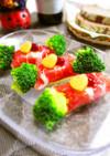 ~前菜~ 生ハム✾モッツァレラ✾柿