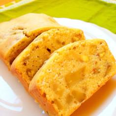 茹で栗のパウンドケーキ♡
