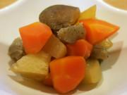 ヘルシー煮物~マヌカの甘みで~の写真
