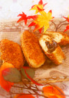 HBで簡単♡ふんわり焼きカレーパン