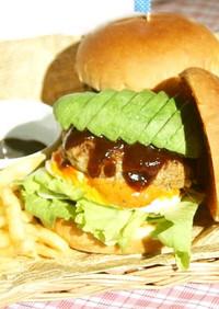 アメリカン★☆ハンバーガー