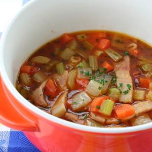 クイックトマトスープ